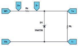 學子專區—ADALM2000:齊納二極管穩壓器