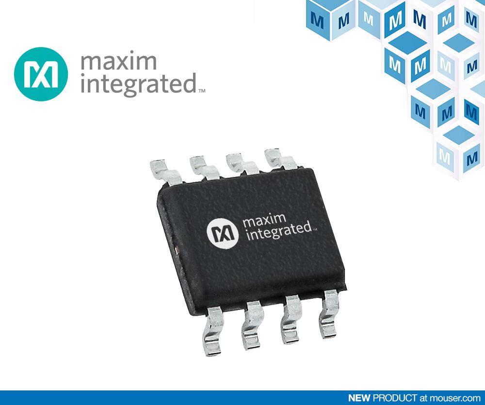 Maxim MAX2270x隔离式栅极驱动器在贸泽开售  在电机控制应用中提供超高CMTI