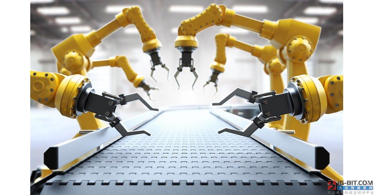 """工业机器人""""关节""""核心部件量产"""