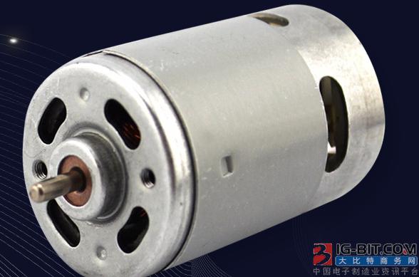 12v微型直流电机调速控制方法