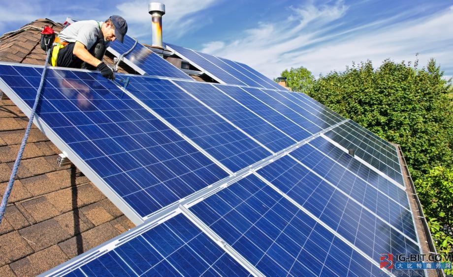 隆基200兆瓦光伏平价项目开工 总投资约10亿元