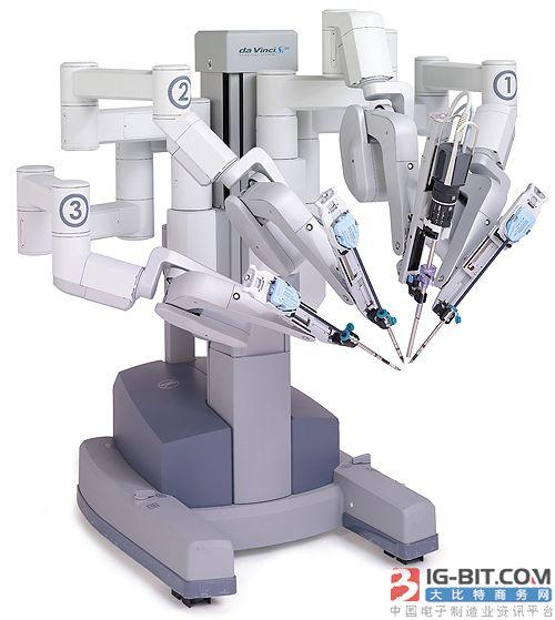 """""""達芬奇手術機器人"""" 復工了"""