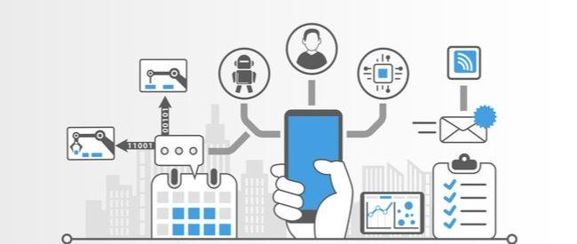 自动化流水线、机器人、工业互联网平台向多领域渗透―― 智能化应用全面开花