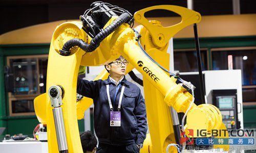 """格力机器人获多项专利 董明珠""""智能梦""""见成效?"""
