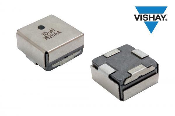 Vishay推出工业级和汽车级IHLE集成式电场屏蔽电感器