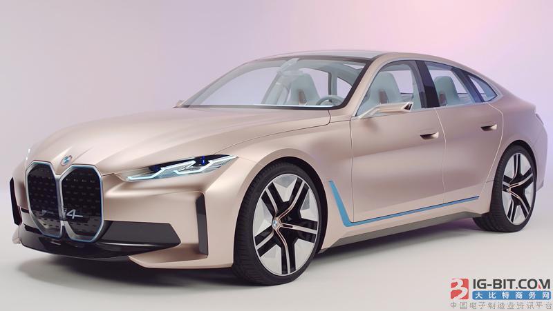 寶馬發布更多氫燃料電池車計劃 2022年小批量生產i Hydrogen NEXT