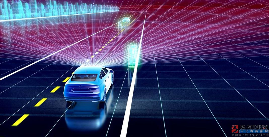 松下研发高测距精度远程TOF图像传感器 可用于车辆远程成像等领域