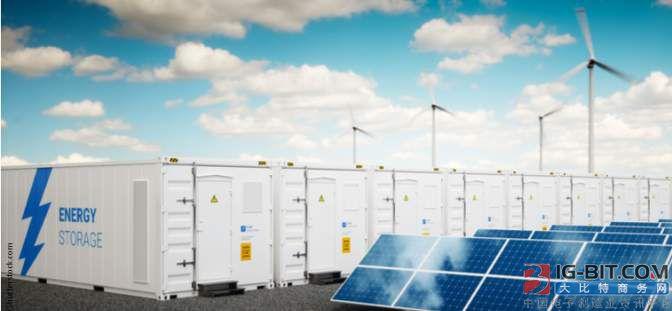2020年第一季度,海外市场储能部署新增3.59GW