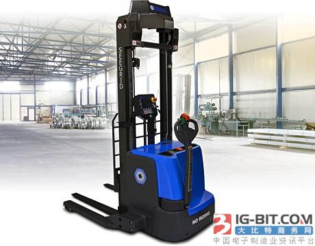 BITO無人叉車助力工業物流高效精益