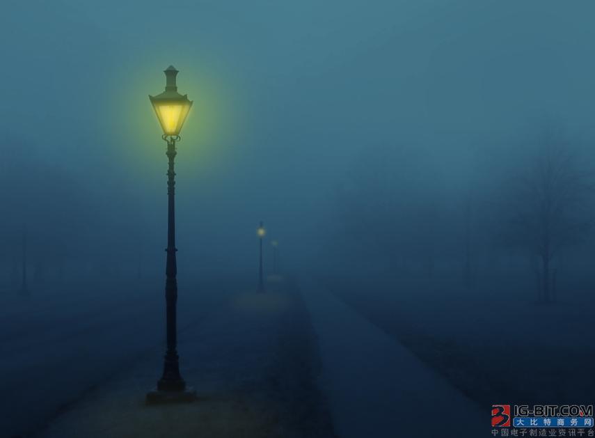 京城路灯进化史:路灯是这样亮起来的