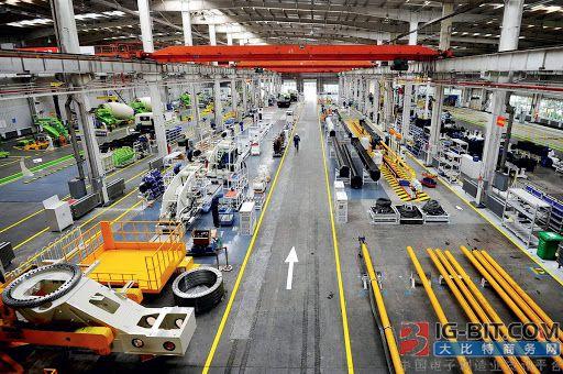 上海电气加速转型智能制造 去年收入利润均两位数增长