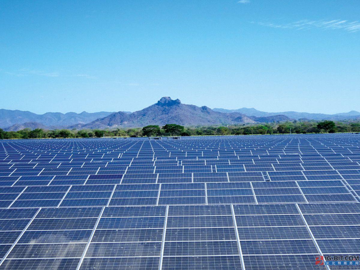 全球大型光伏电站装机量创新高