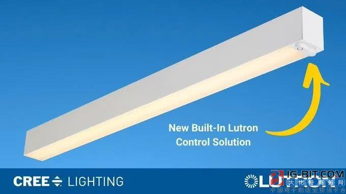 Cree Lighting宣布与路创电子达成合作