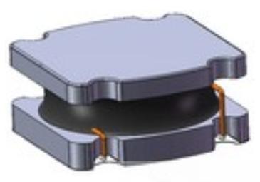 SUMIDA推出表面贴装功率电感器: CD60D28MB