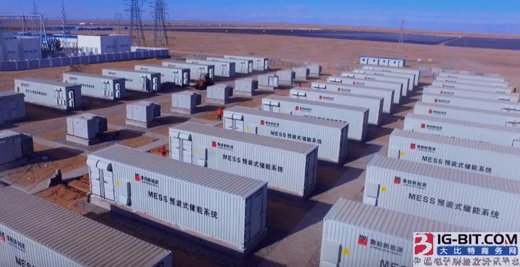2019年全球已部署约70MW/250MWh液流电池系统