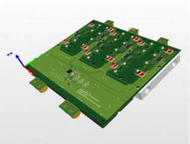 VisIC推出100kW电机逆变器参考设计 可应用于800V电源总线
