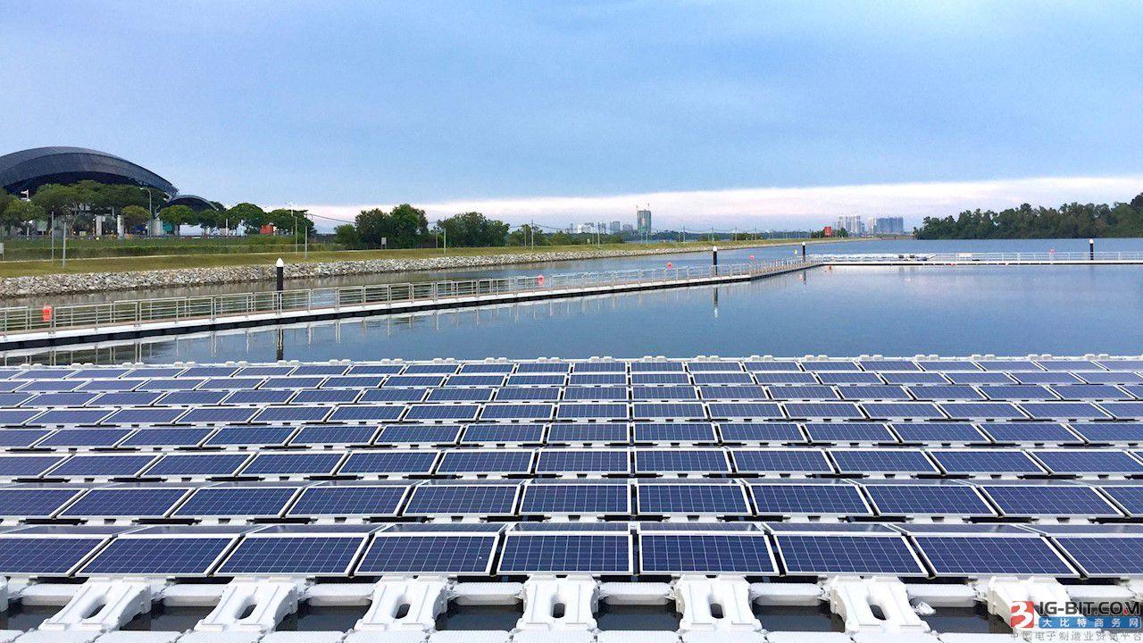5.8MW!非洲塞舌尔建设首个漂浮式光伏电站