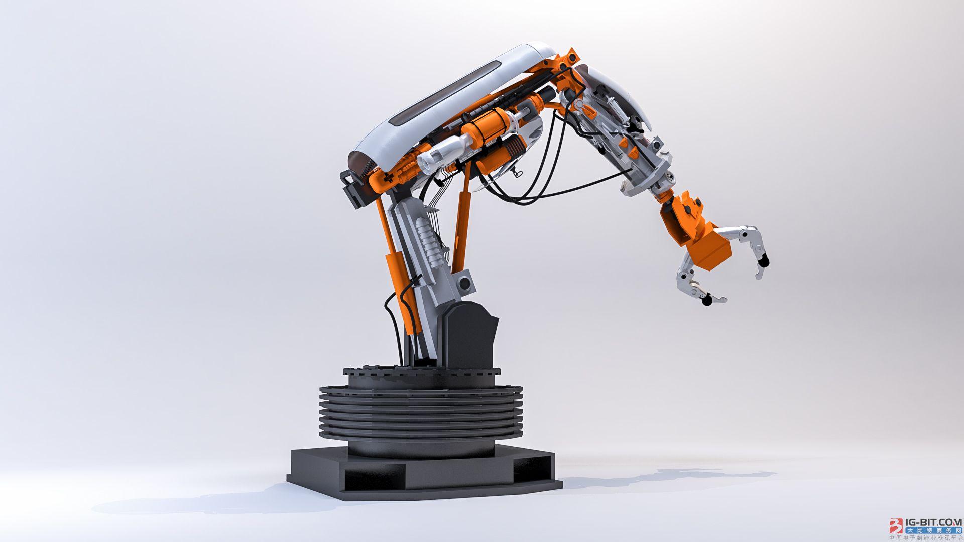 庞大的中国汽车工业,正在培育哪些本土工业机器人巨头?