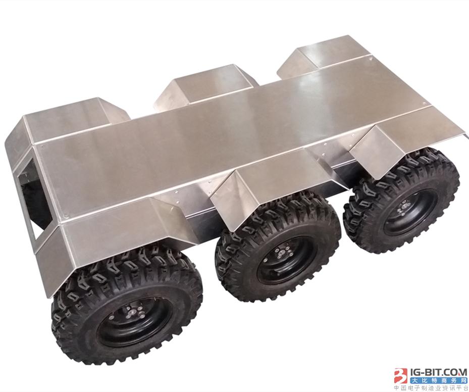 机器人行业分杯羹丨快速入局,机器人底盘移动性能是关键