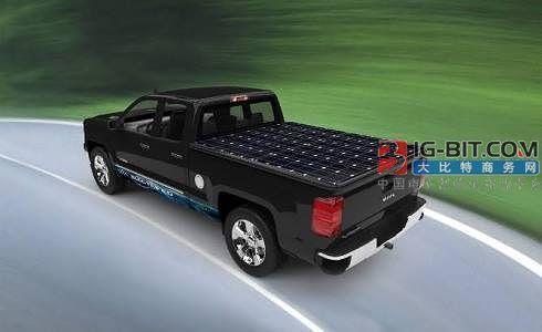 特斯拉将在2021年交付全球首款量产的太阳能皮卡 每天可提供15英里的续航里程