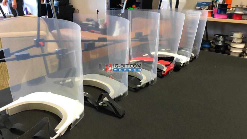 捷豹路虎运用3D打印技术为医护人员生产防护罩