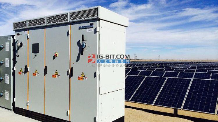 通用电气公司将进军光伏逆变器市场