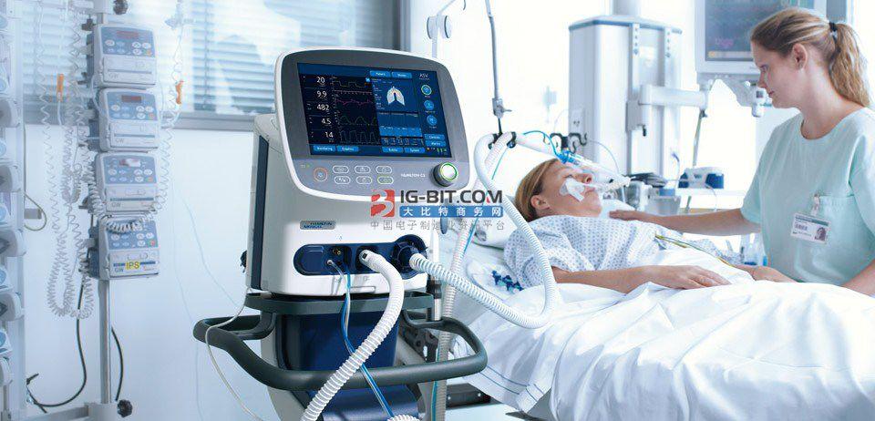 英飞凌交付数千万颗芯片 助力呼吸机生产制造