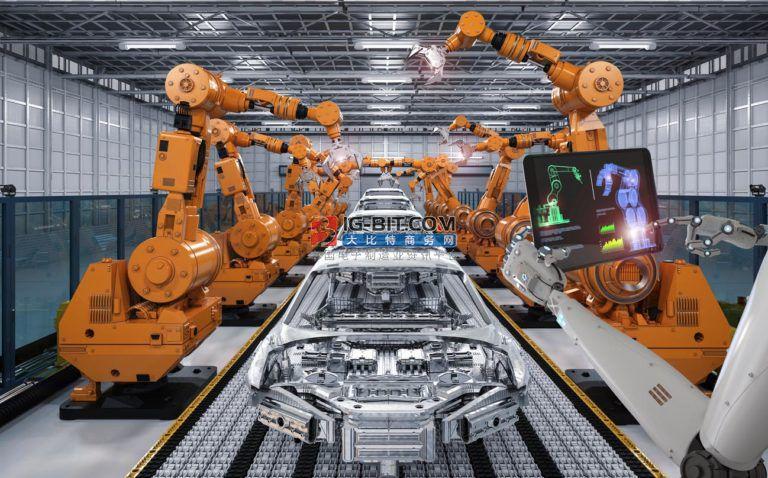 """工业机器人需求升级 从""""机器换人""""到""""智能制造"""""""