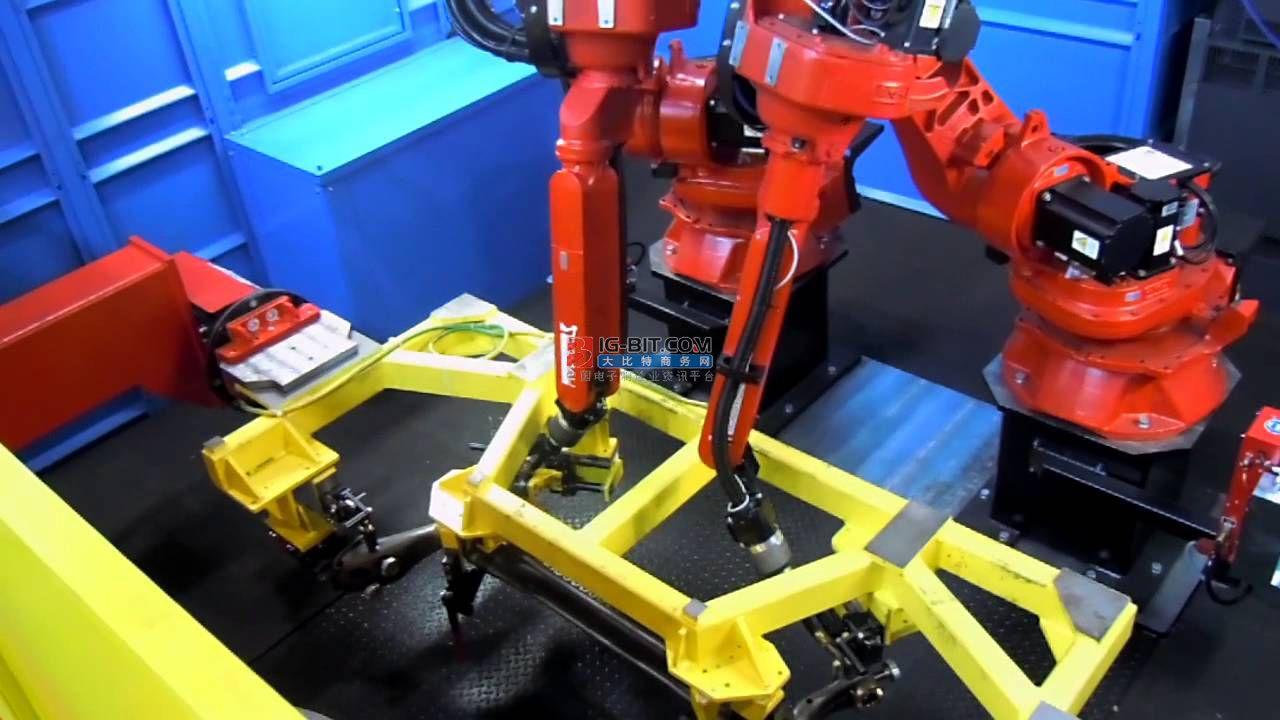 传统工业机器人VS协作机器人,你pick谁?