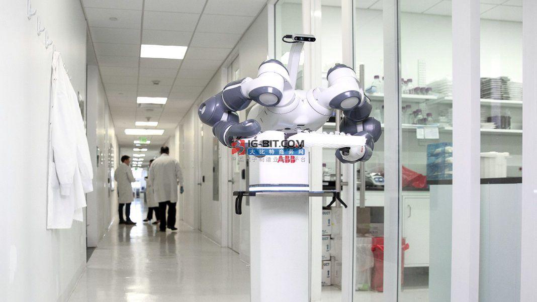 优必选劳佩锋:导航和红外检测是机器人的核心,防疫复工机器人立下汗马功劳