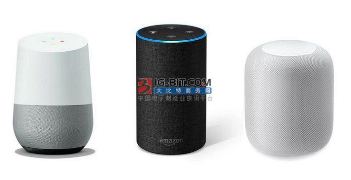 2020年全球智能音箱行業市場分析