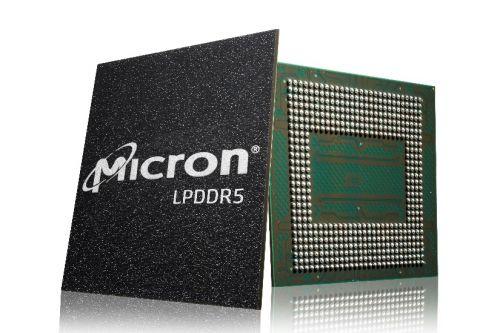 美光推出低功耗DDR5 DRAM芯片 将用于摩托罗拉新款智能旗舰手机