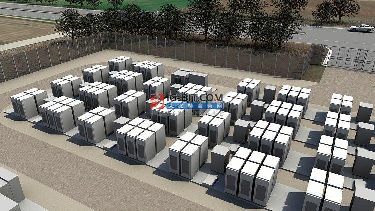 環保與效益雙贏:歐洲最大的充電停車場配備2MWh電池儲能系統