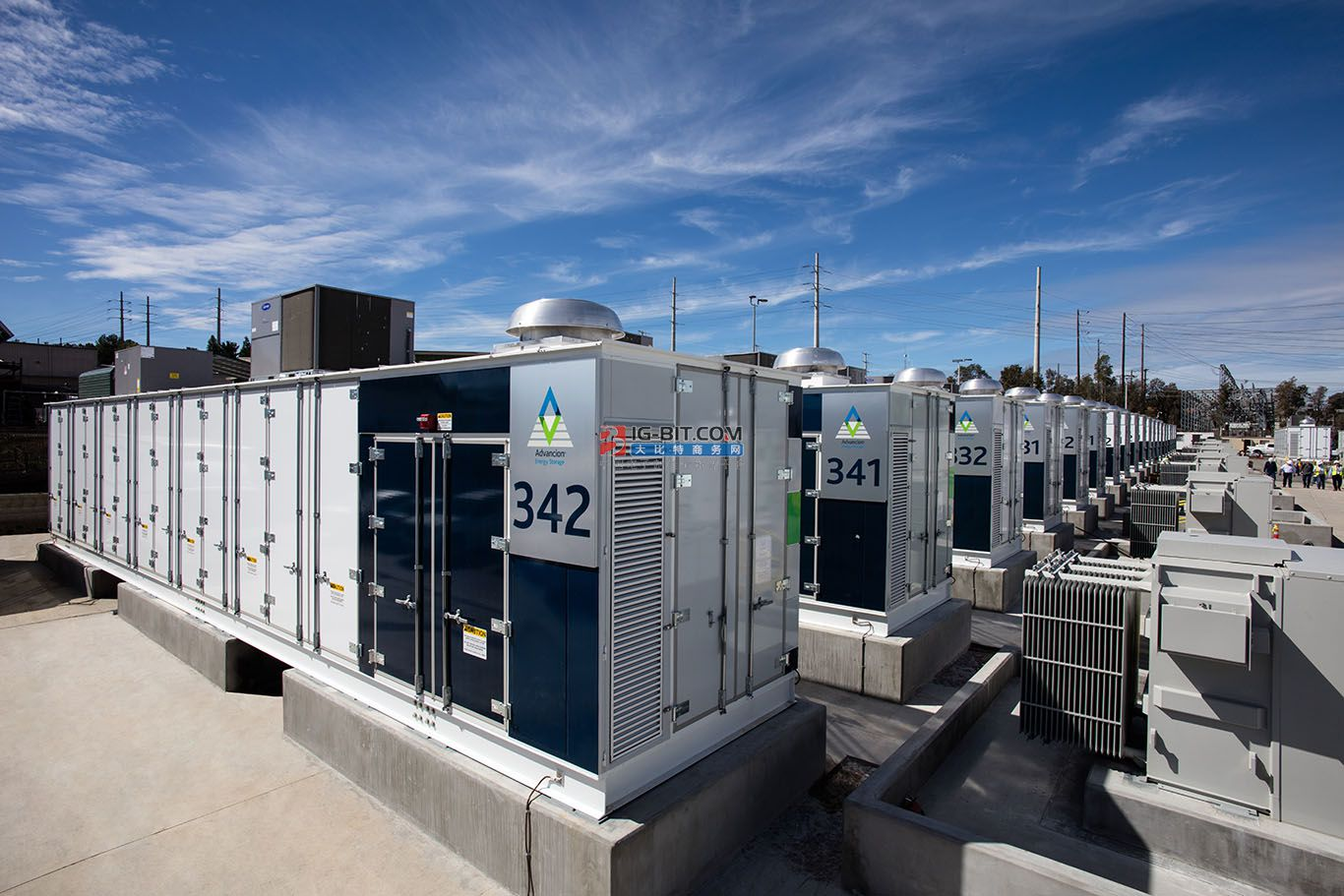 1亿美元:亚行将为蒙古125MW电池储能项目提供贷款