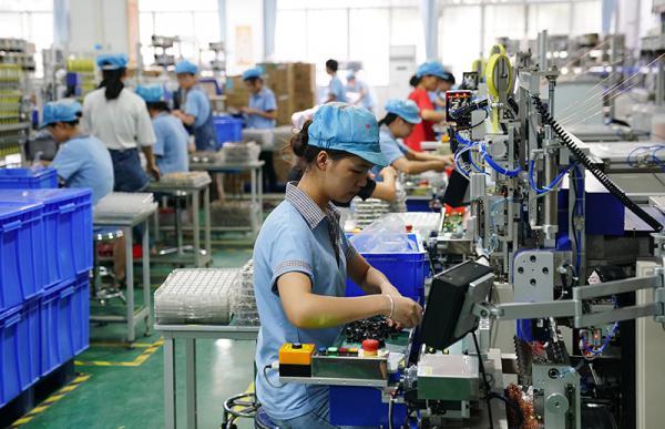 磁性元器件厂嘉龙海杰缺工达2000人