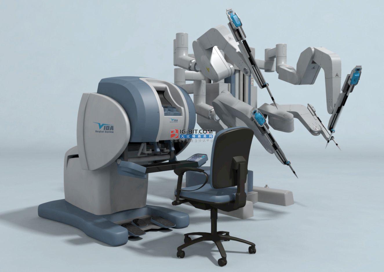 """人机配合!济医附院达芬奇手术机器人妇科微创手术""""显身手"""""""