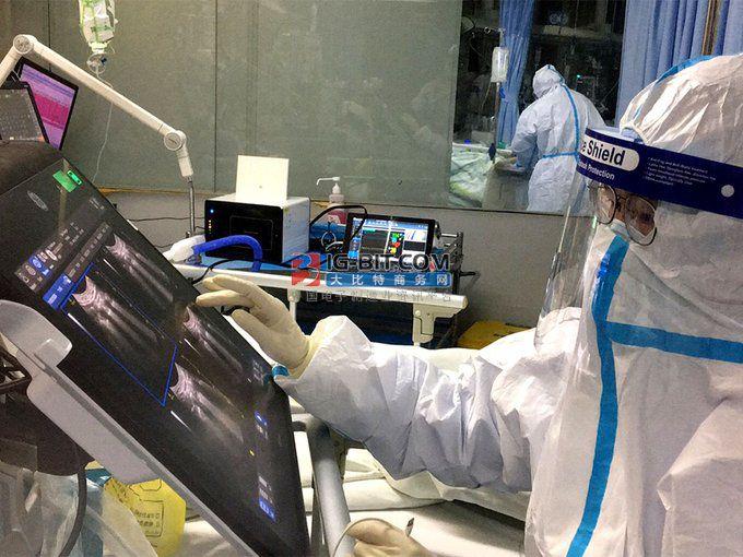 中國發布丨肝移植患者疑似感染新冠肺炎身體變黃,這家醫院用上5G遠程超聲診療確定病因