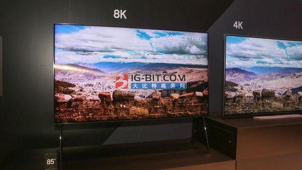 不dao25wan元 LG推chuquan球最da的88寸OLED电视
