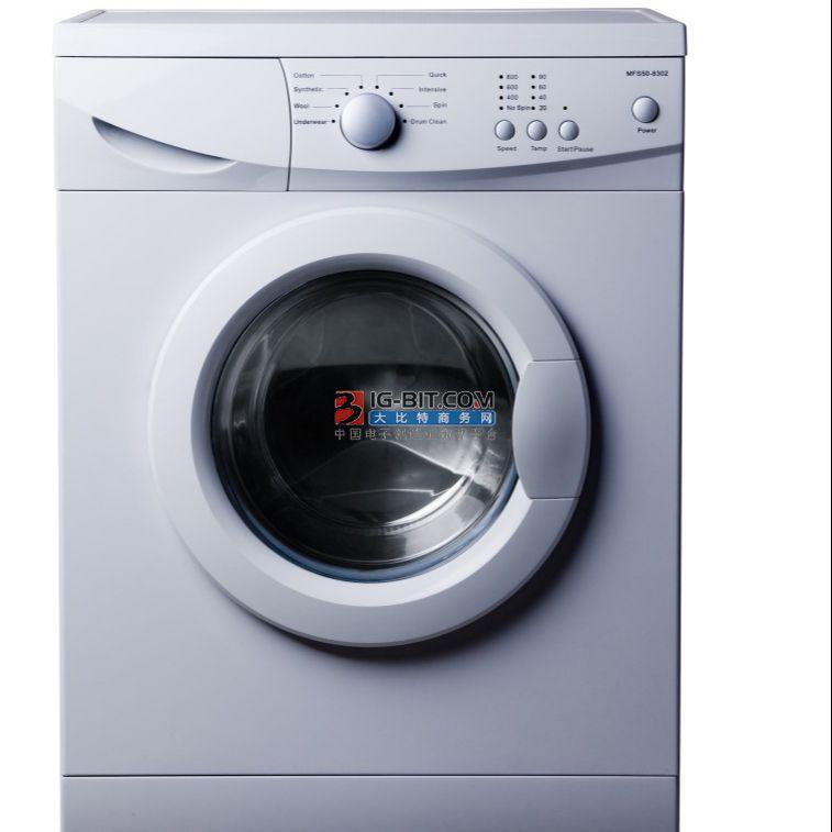 大多数滚筒洗衣机消毒能力可以和消毒柜媲美