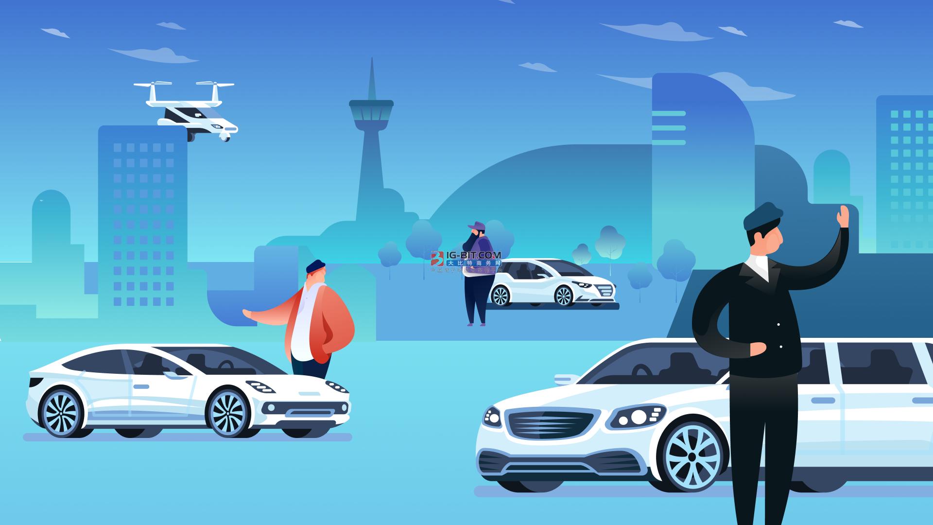 英特尔63亿收购网约车公司Moovit,无人出租2022年落地