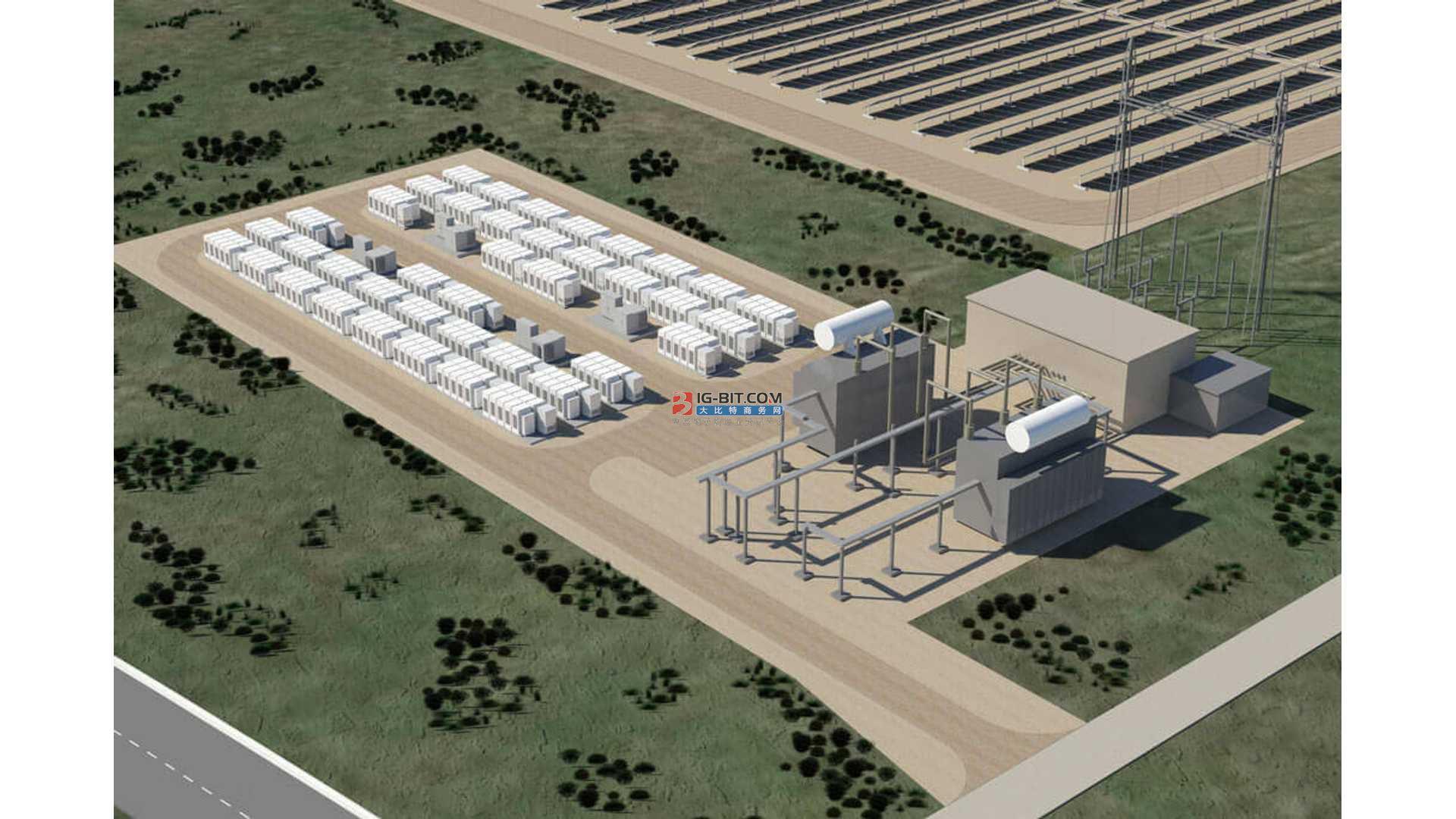 英国多数待建电池储能项目规模均在30MW以上