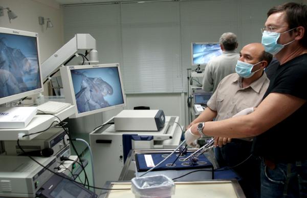 医疗内窥镜的发展需要高水平连接器