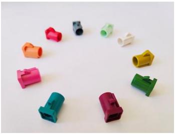 科萊恩新色母粒系列首次亮相 可滿足汽車 FAKRA 連接器生產要求