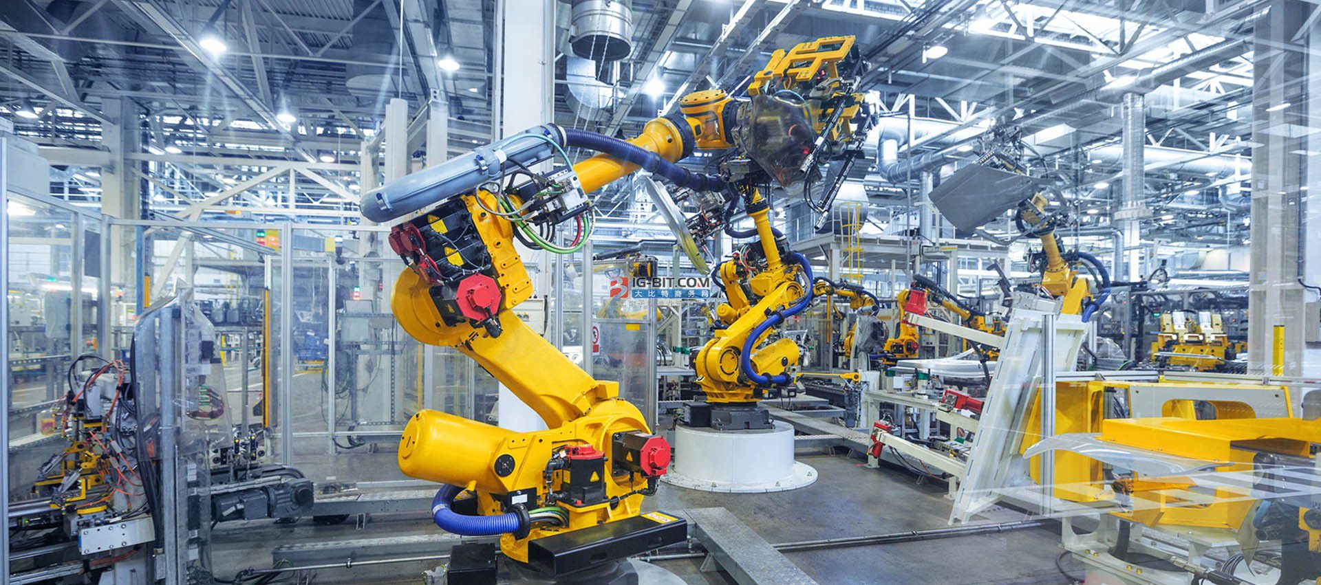 2019年中国工业ji器人xing业分析