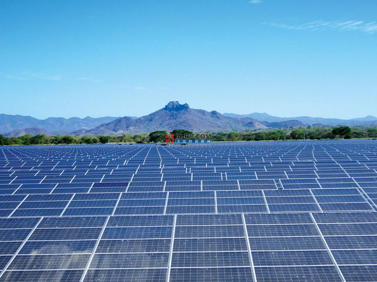 龙源电力拟于黑龙江省鹤岗市建设500MW光伏平价项目