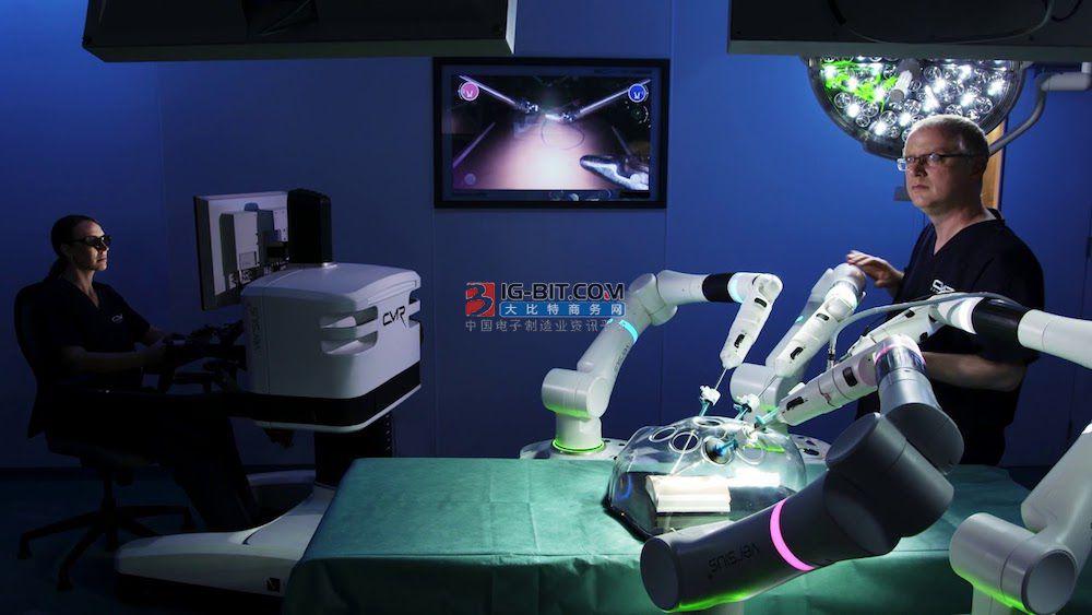 打破醫院的圍墻,遠程機器人助力醫療