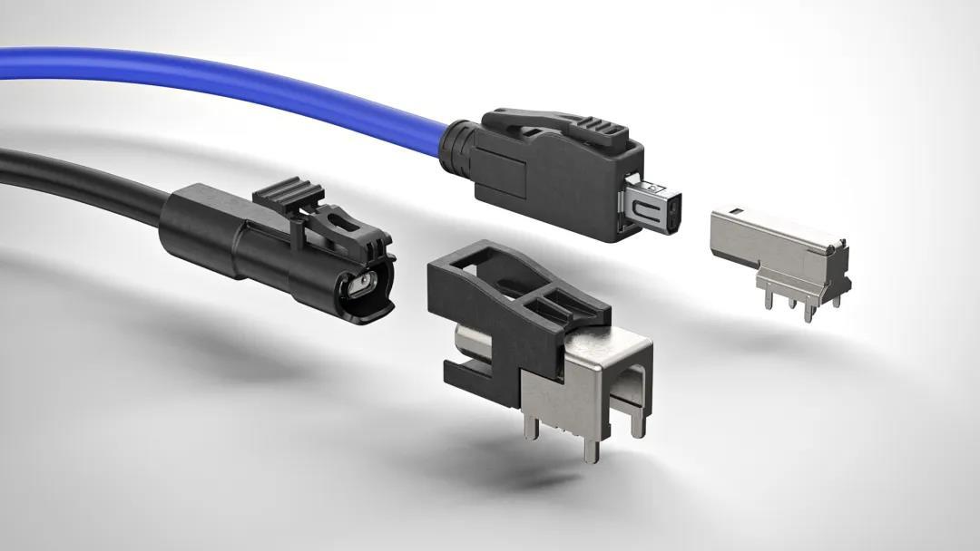 单对以太网(SPE)―罗森伯格为工业应用提供连接解决方案