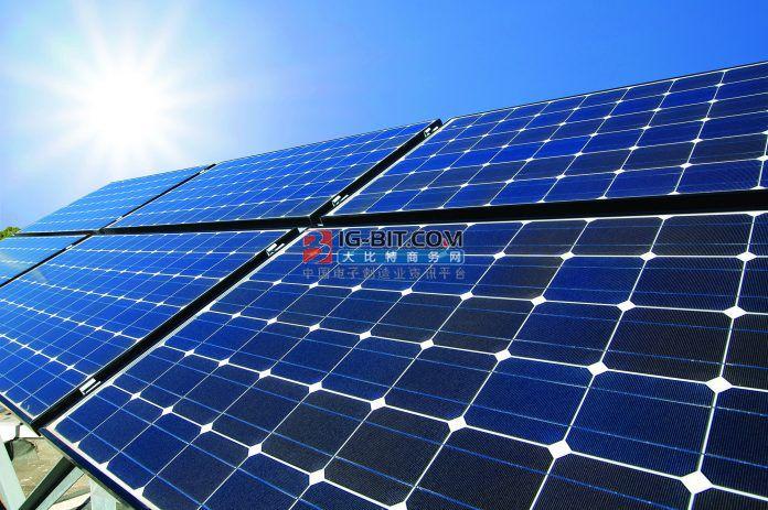 特朗普政府批准了美国历史上最大的太阳能装置项目