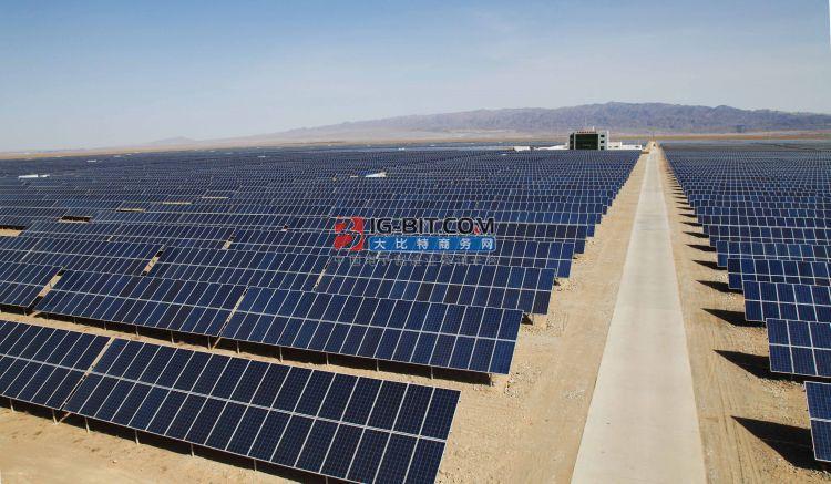 青海省前四月新能源发电量同比增加17.36%