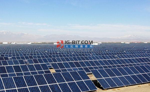 一季度我国光伏发电量528亿千瓦时 同比增长19.9%